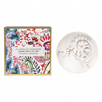 Жемчужина жасмина мыло туалетное ароматизированное 150 г / Jasmine perle de the soap 150 g, шт