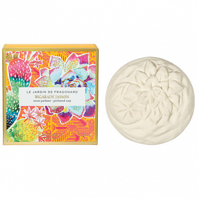 Цитрусы и жасмин мыло 150 г / Bigarade jasmin savon 150 g, шт