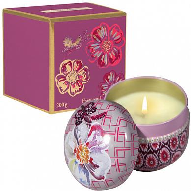 Имбирь и ветивер свеча ароматическая 200 г / Gingembre vetivier candle 200 g, шт
