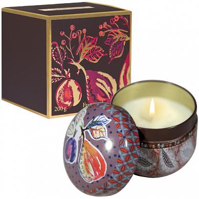 Инжир и табак свеча ароматическая 200 г / Figue noire tabac blond candle 200 g, шт