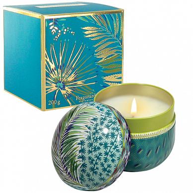 Свеча ароматическая 200 г / Coriandre Lemongrasse candle 200 g, шт