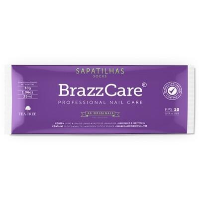 Носки для бразильского педикюра BrazzCare