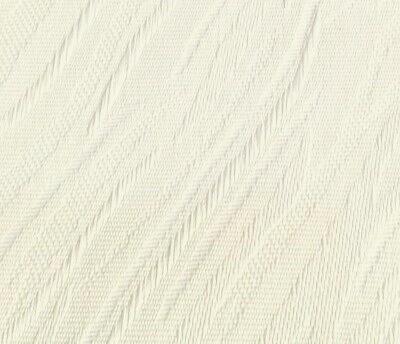 Wave Ivory Vertical Slats