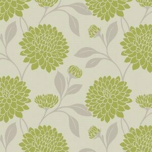 Bloom Pesto Roller Blind