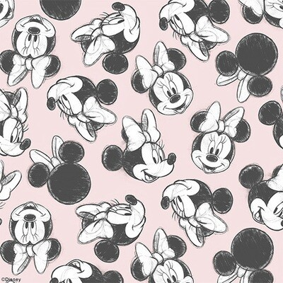 Disney Minnie Oh Hello! Blackout Roller Blind