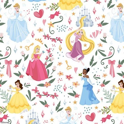 Disney Princess Blackout Roller Blind