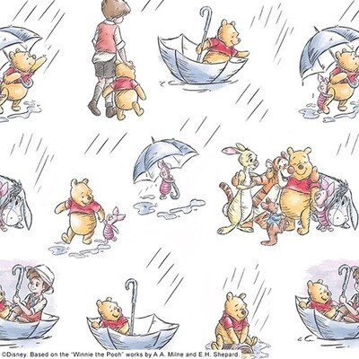 Disney Winnie The Pooh Blackout Roller Blind