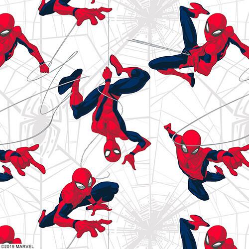 Marvel Spiderman Blackout Roller Blind