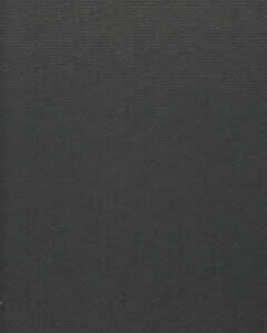 Plain Black Vertical Blind Special Offer