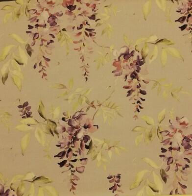 Roller Blind - Fabric: Blythe Geisha A4