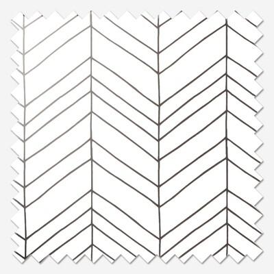Roller Blind - Fabric: Preto Black A3