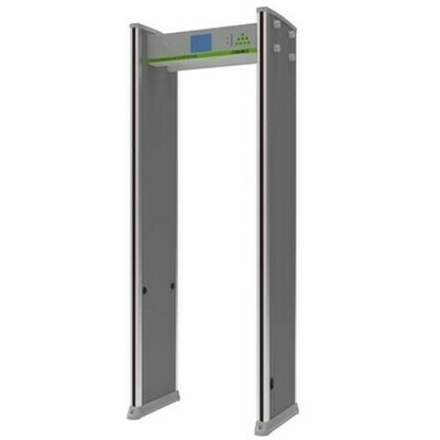 Uni-T1 Walk-Through Metal Detector with Fever Detection