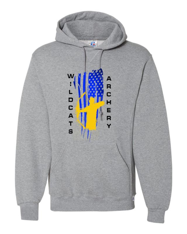 Russell Athletic - Dri Power® Hooded Sweatshirt - 695HBM