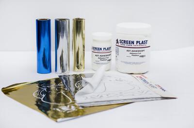 Papeles y Adhesivo Foil