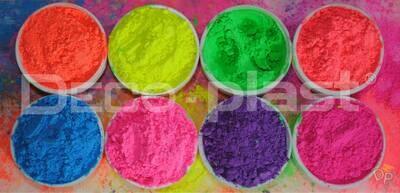 Pigmentos Fluorescentes en Polvo