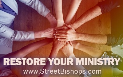 Ministry Growth Coaching (90 days)