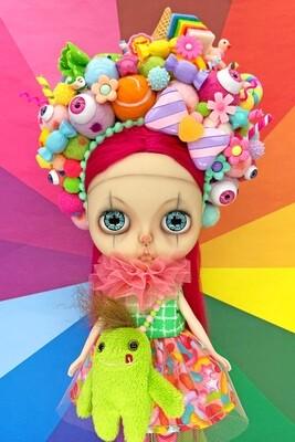 Sweet dress set for Neo Blythe - BonBon Baby