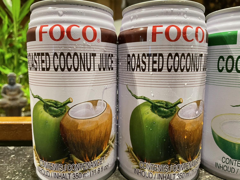 Roasted Coconut Juice