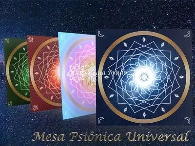 Curso - Mesa Psiônica Universal RP®