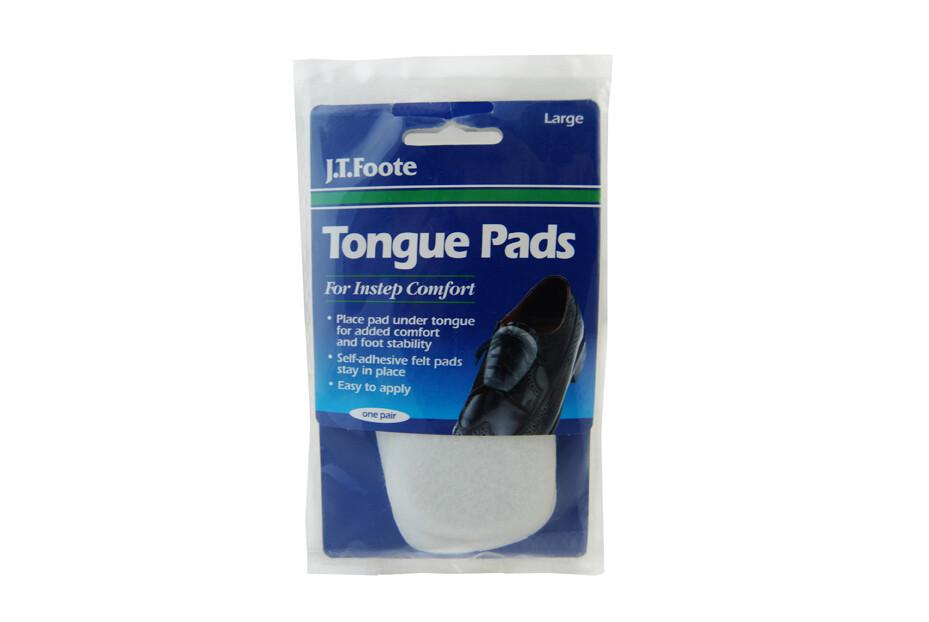 J.T. Foote Tongue Pads