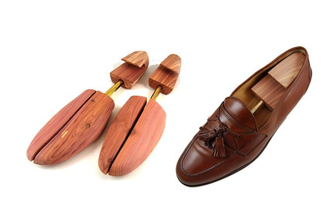ROCHESTER Split-Toe Cedar Shoe Trees