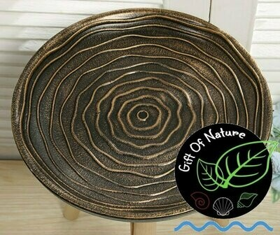 ROSE Bronze Wooden Coffee or Side Table