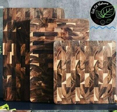 Jigsaw Bordered Chopping Board