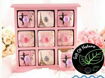 Porcelain Drawers Shelf (4 or 9 drawers)