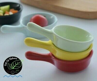 Mini Ceramic Sauce Pan