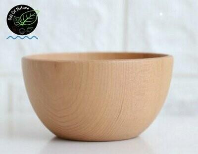 Wooden Bowl, 10.5cm x 6cm