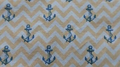 Blue anchor yellow zigs