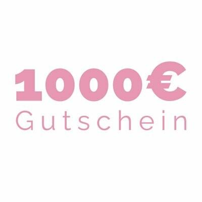 1000€ Princess Dreams Gutschein