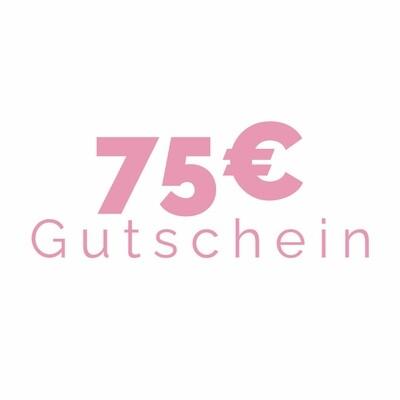 75€ Princess Dreams Gutschein