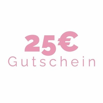 25€ Princess Dreams Gutschein