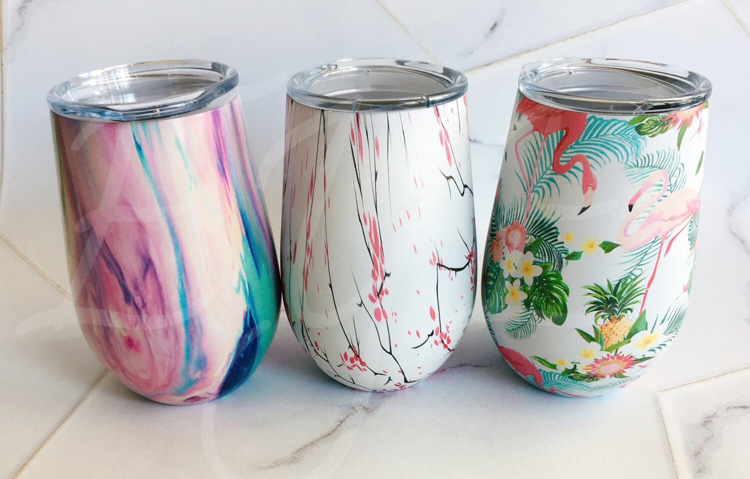 Tumbler Candle With Lid