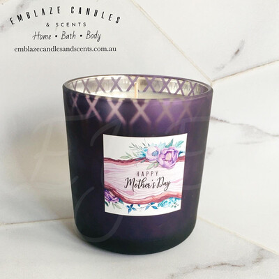 Mothers Day Purple Link Jar