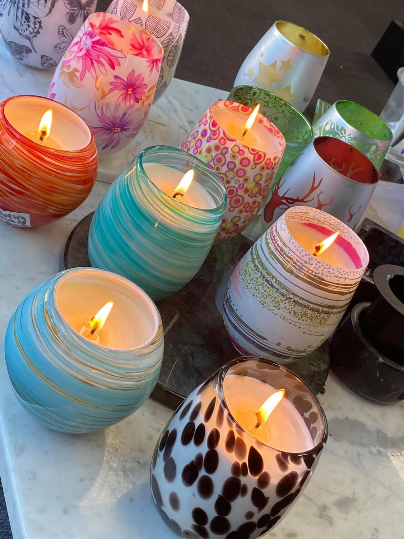 Candle And Wax Melt Scent Descriptions