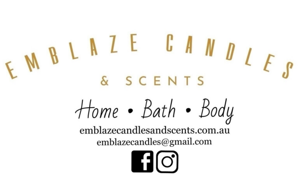 Emblaze Candles and Scents
