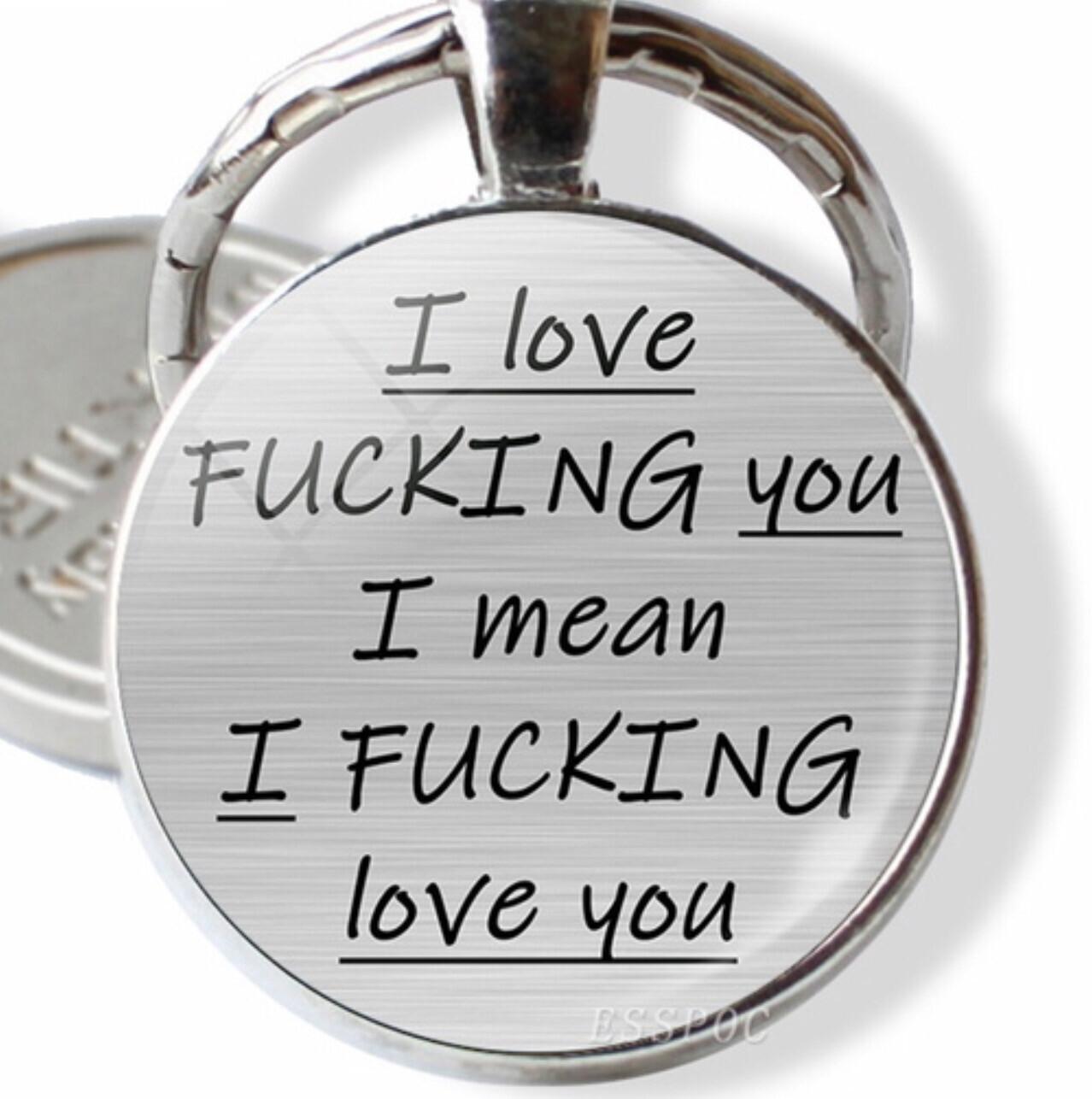 I Love Fucking You