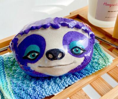 Sloth Bath Bomb