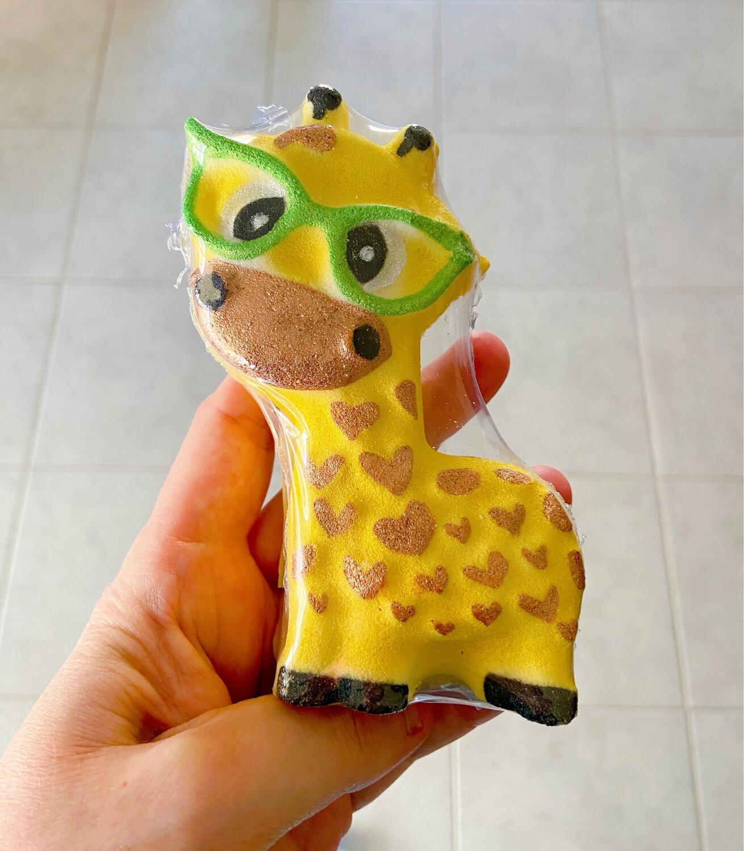 Giraffe Bath Bomb
