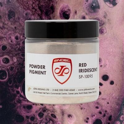 Red Iridescent SP-1095