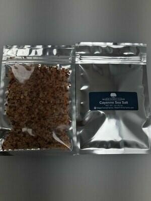 Cayenne Infused Sea Salt Refill 1oz