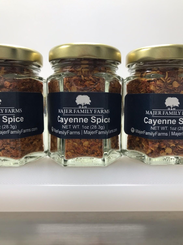 Cayenne Spice