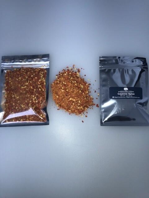Cayenne Spice Jar Refill 1oz