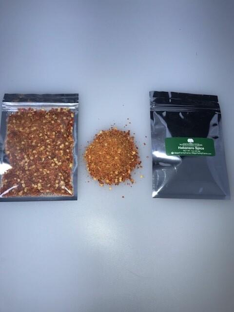 Habanero Spice Refill 1oz