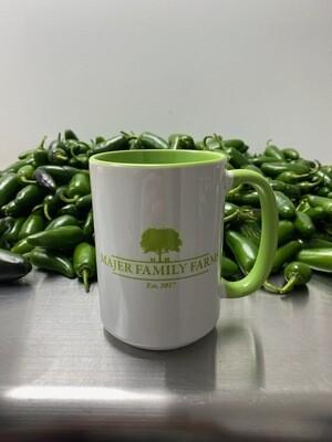 15oz Majer Family Farms Coffee Mug