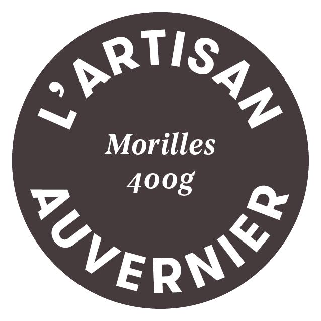 Fondue de L'Artisan Morilles 400g (2 pers.)