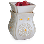 Midsize Candle Warmer Illumination Insignia