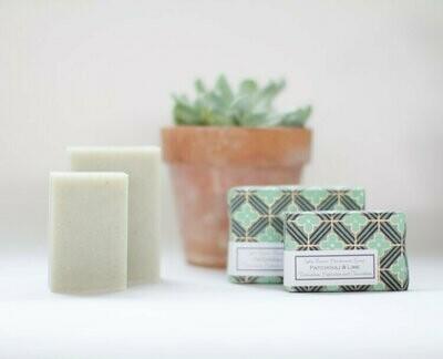 Patchouli & Lime Soap